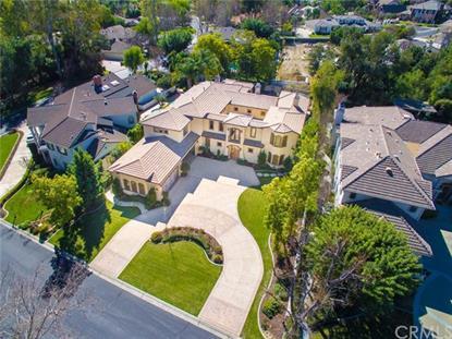 3175 Payne Ranch Road Chino Hills, CA MLS# TR16080955