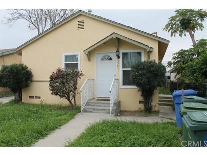 3568 East 54th Street Maywood, CA MLS# WS15064298