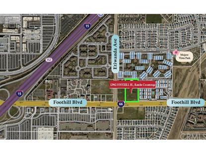12962 FOOTHILL Boulevard Rancho Cucamonga, CA MLS# WS15086105