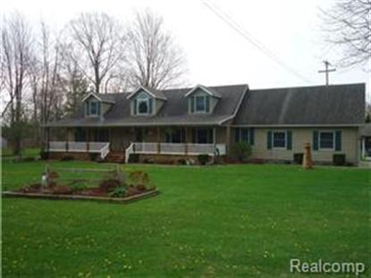 7600 INDIAN TRAIL RD  Lexington, MI MLS# 214043308