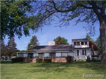 7585 RIVER RD  Cottrellville Township, MI MLS# 214051582