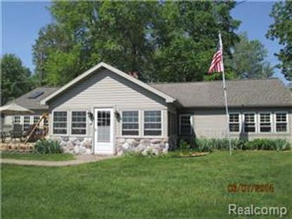 8319 LAKESHORE RD  Lexington, MI MLS# 214056623