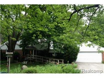 32475 Bingham RD  Bingham Farms, MI MLS# 214073095