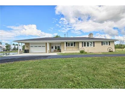 6376 MARSH RD  Cottrellville Township, MI MLS# 214077338