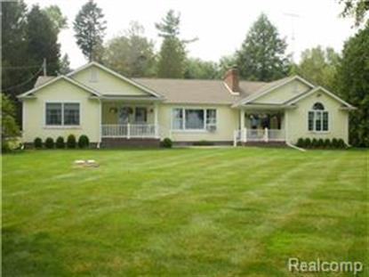 3109 LAKESHORE RD  Lexington, MI MLS# 214080051