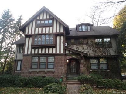 1052 Baldwin AVE  Ann Arbor, MI MLS# 214115984