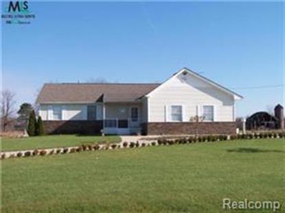 6761 MCKINLEY RD  Cottrellville Township, MI MLS# 214116069