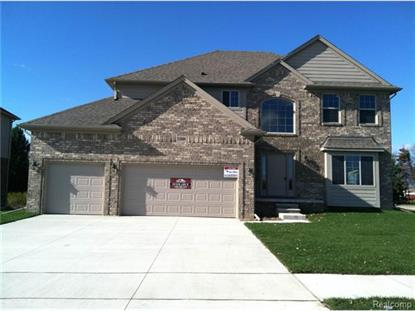 53989 CONNOR DRV  Chesterfield Township, MI MLS# 215010146
