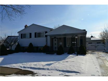 10039 FAIRVIEW ST  Taylor, MI MLS# 215011432