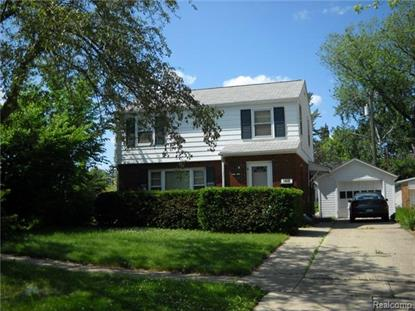 1408 WAKEFIELD AVE  Ann Arbor, MI MLS# 215021919