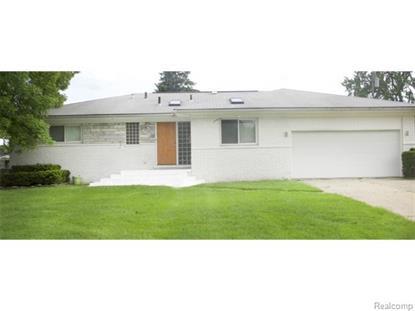 17745 Alta Vista DRV  Southfield, MI MLS# 215028453