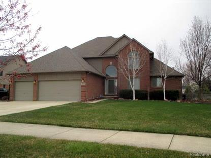 47633 BURLINGAME DRV  Chesterfield Township, MI MLS# 215041573