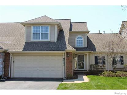 46417 Killarney CIR  Canton Twp, MI MLS# 215044830