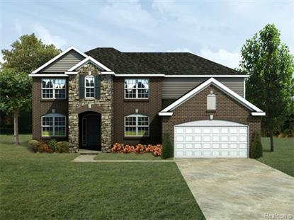 27207 Clear Lake DRV  Chesterfield Township, MI MLS# 215046035