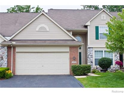 2208 HOGAN WAY  Canton Twp, MI MLS# 215048442