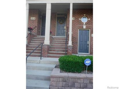 168 CLUB HOUSE CIR  Walled Lake, MI MLS# 215061067