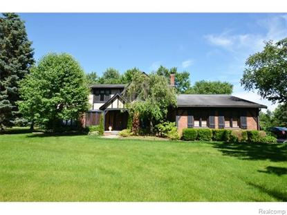 30750 BRISTOL LN  Bingham Farms, MI MLS# 215063792