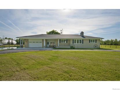 6376 MARSH RD  Cottrellville Township, MI MLS# 215065788
