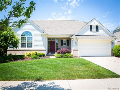8543 New Haven WAY  Canton Twp, MI MLS# 215067209