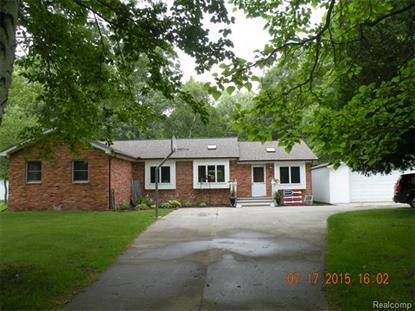 6056 GENAW RD  Cottrellville Township, MI MLS# 215080216