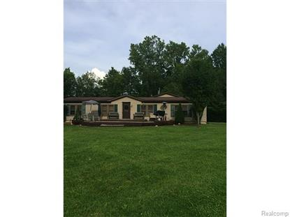 7995 MACOMB RD  Cottrellville Township, MI MLS# 215080324
