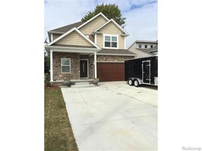 45595 Edgewater  Chesterfield Township, MI MLS# 215104999