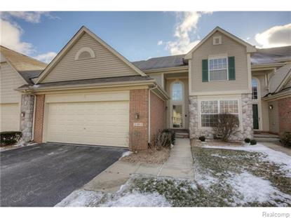 2383 Hogan WAY  Canton Twp, MI MLS# 216005640