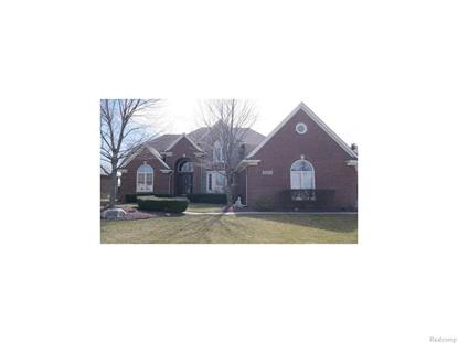 26604 AUTUMN LAKE DRIVE  Chesterfield Township, MI MLS# 216006019