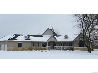 58720 FROST RD  Lenox Township, MI MLS# 216007006