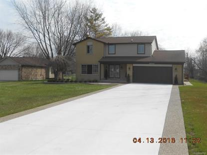 48141 BOOK CRT  Chesterfield Township, MI MLS# 216035263