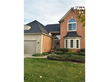 47773 VISTAS CIRCLE S Canton Twp, MI MLS# 216040792