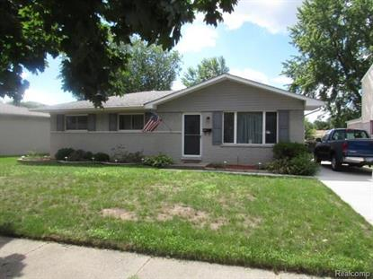 25577 Rusty ST  Taylor, MI MLS# 216083779