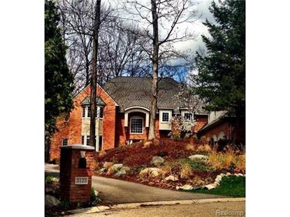 3123 Overridge Dr Ann Arbor, MI MLS# 543221416