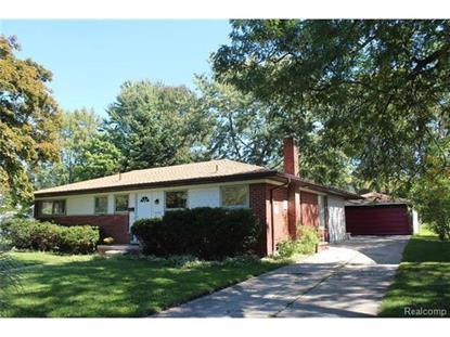 1441 Granada Ave Ann Arbor, MI MLS# 543226097