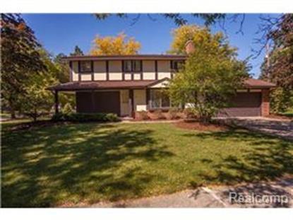 1501 Pine Valley Blvd Ann Arbor, MI MLS# 543226432