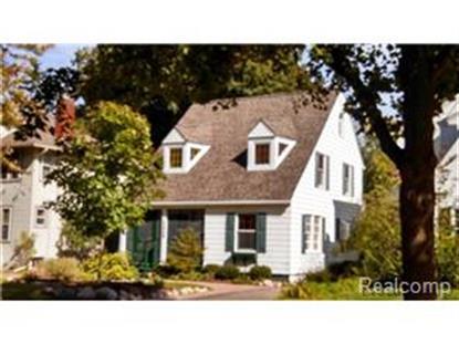 1409 White St Ann Arbor, MI MLS# 543226510