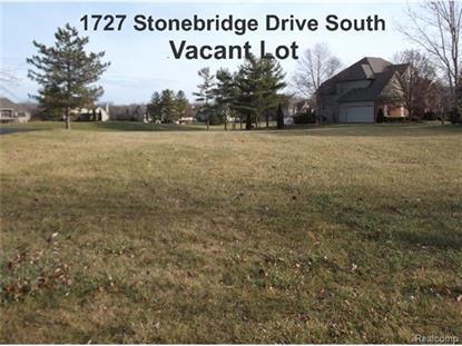 1727 Stonebridge Drive S Ann Arbor, MI MLS# 543227550