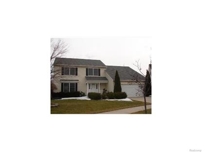 2514 Whitetail Run Ct Ann Arbor, MI 48105 MLS# 543237236