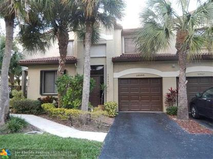 10505 NW 10th Ct  Plantation, FL MLS# F10000843