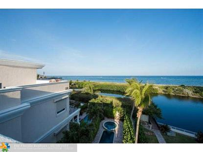 1768 Bay Dr  Pompano Beach, FL MLS# F10003325