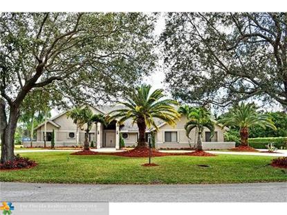 5413 E Leitner Dr  Coral Springs, FL MLS# F10003378