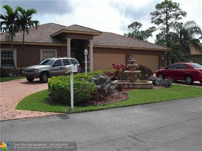 4770 NW 74th Pl  Coral Springs, FL MLS# F10004009