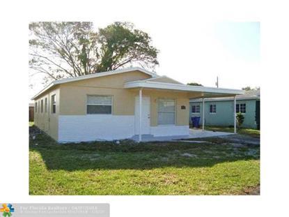 612 NW 2nd Way  Deerfield Beach, FL MLS# F10005457