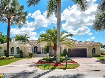 10370 Golden Eagle Ct  Plantation, FL MLS# F10007631