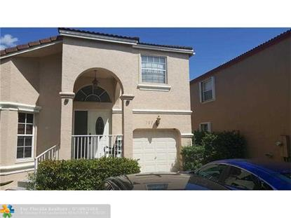 595 NW 159th Ave Pembroke Pines, FL MLS# F10020347