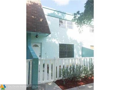 1061 NW 80th Ave # H Margate, FL MLS# F10023721