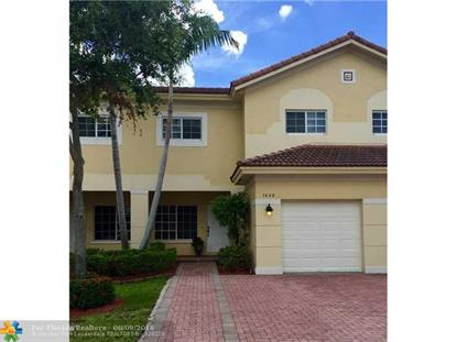 7628 S Stonecreek Cir # 7628 Davie, FL MLS# F10024678