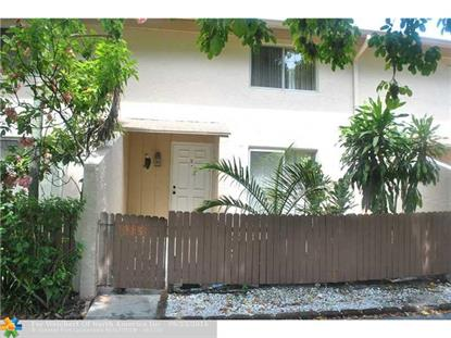 1531 NW 80th Ave # G Margate, FL MLS# F10026868