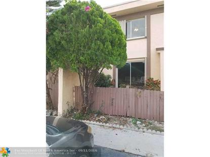 1523 NW 80th Ave # g Margate, FL MLS# F10030274