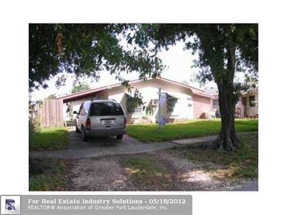 229 NE 1ST TE , Dania, FL